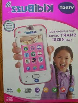 VTECH KIDIBUZZ PINK TABLET KIDS SMART PHONE OPEN BOX CUSTOME
