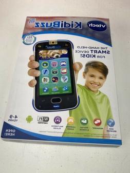 VTECH-KIDIBUZZ-TM-Hand-Held-Smart-Device-BLACK & BLUE-BRAND