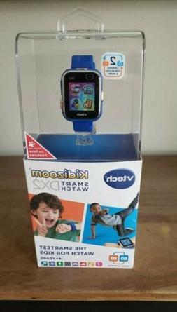 VTech Kidizoom Smartwatch Dx2 Blue Premium Kids Watch New