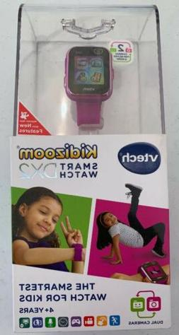 VTech Kidizoom Smartwatch DX2 Purple Dual Cameras Brand New