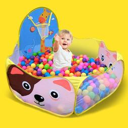 kids children portable ball pit pool play