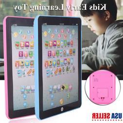 Kids Children TABLET PAD Educational Learning Toys Gift For