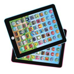 Kids Electronic Tablet Toy Learning Touch Screen Musical Bab