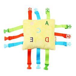 Kids Montessori Buckle <font><b>Toy</b></font> Baby <font><b