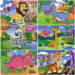 Kids Puzzles Toys Animals Educational Puzzles Jigsaw Puzzles