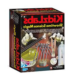 4M KidzLabs Showtime Science Magic Experiment Set
