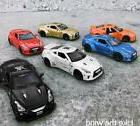 1/32 Nissan GTR Alloy Diecast Car Model Sound Light Vehicles