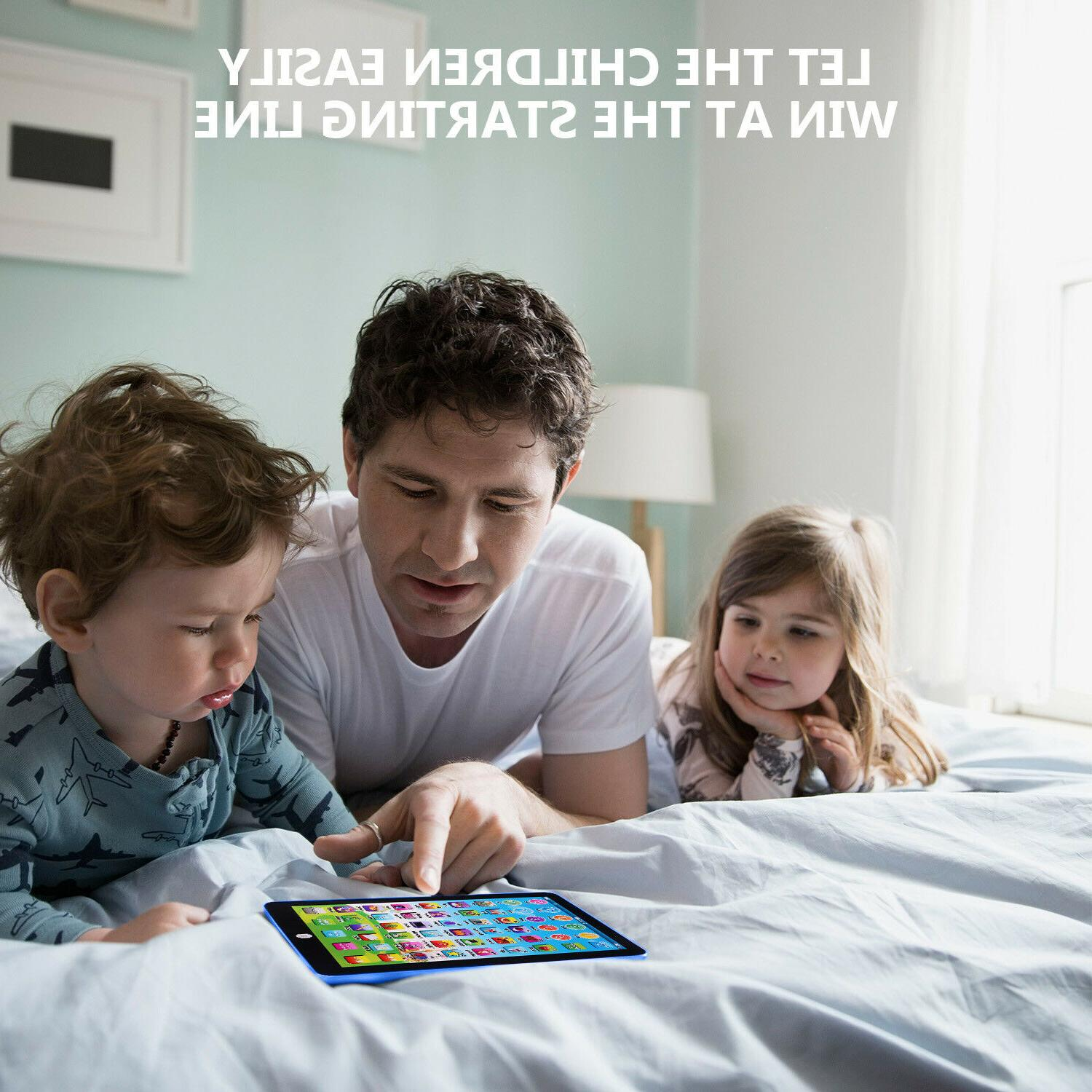 Educational Toys For 3 4 5 Olds Interactive Tablet Toddlers