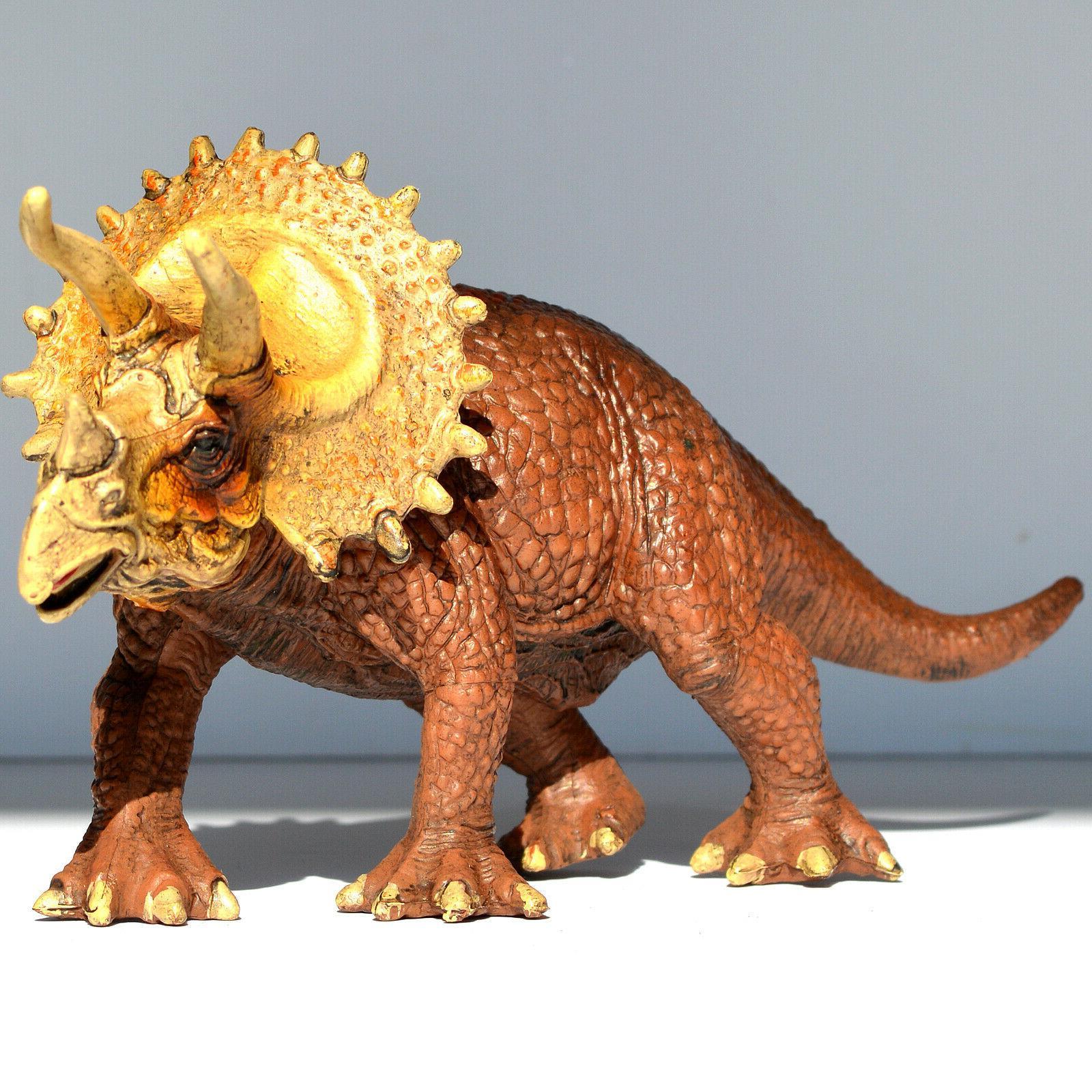 12 large tyrannosaurus rex dinosaur toy model