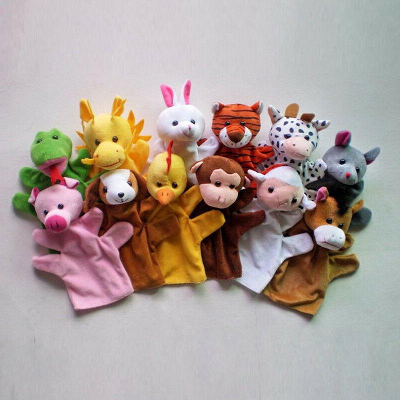 Hand Puppets #US