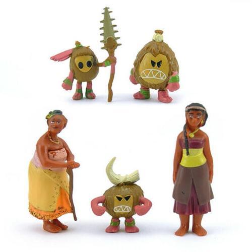 12pcs Figures Figurine Pua Kids Gift