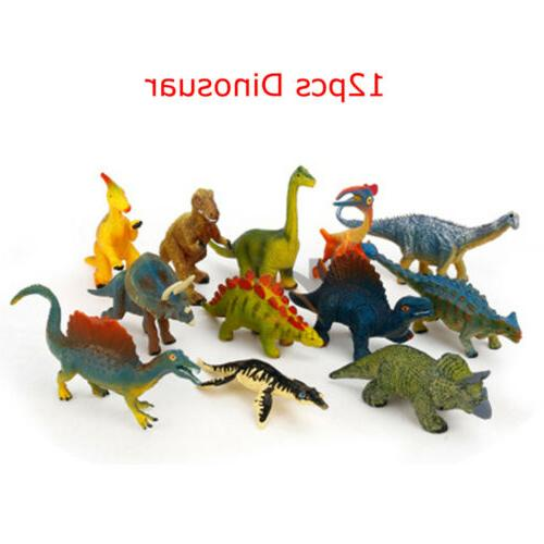 12PCS Wild Kids Figures Set