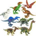 2018 NEW 8 Sets Jurassic World Dinosaurs Mini Figures Buildi