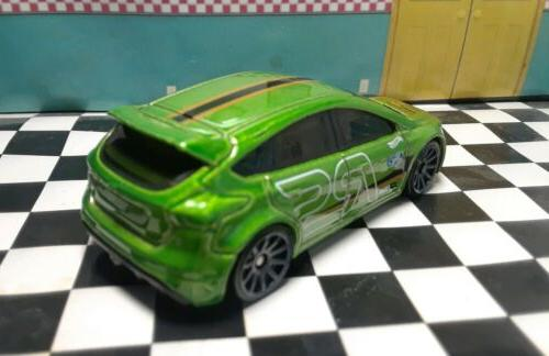 Hot Focus RS Ecoboost Loose Diecast 1/64 Scale