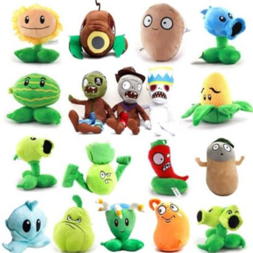 US Plants vs Zombies2 Stuffed Doll Toys Gift