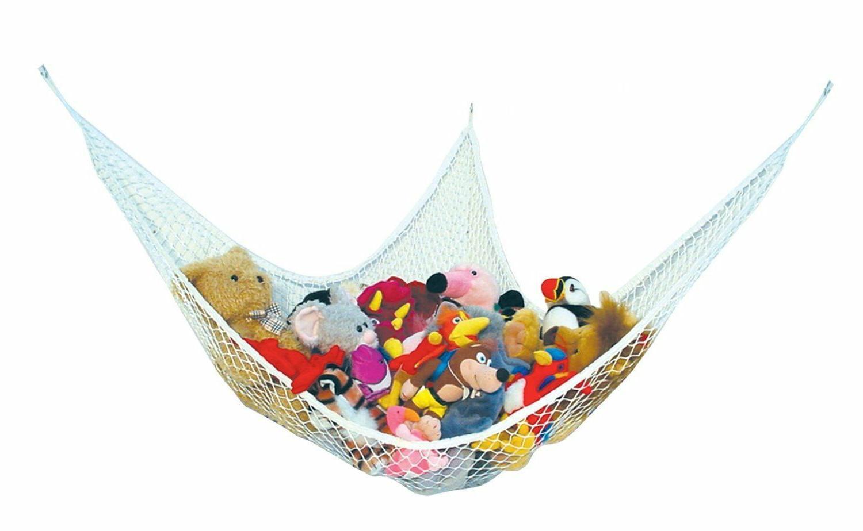 2pcs Mesh Hammock Net Organizer Stuffed Animals