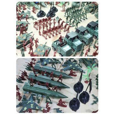 307 pcs/set Plastic Soldier Men