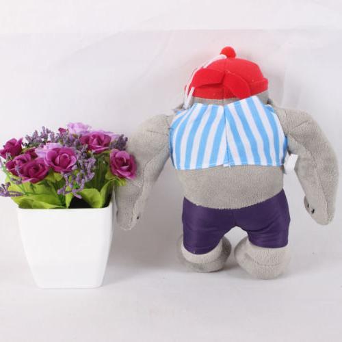 30cm Plants Zombies PVZ Figures Baby Staff Toy Stuffed Dolls