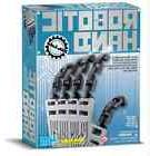 TOYSMITH 4M 3774 Build Robotic Hand DIY Kit Toy Craft Scienc