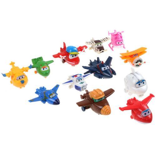 4/8/12Pcs Korea TV Super Mini Toys