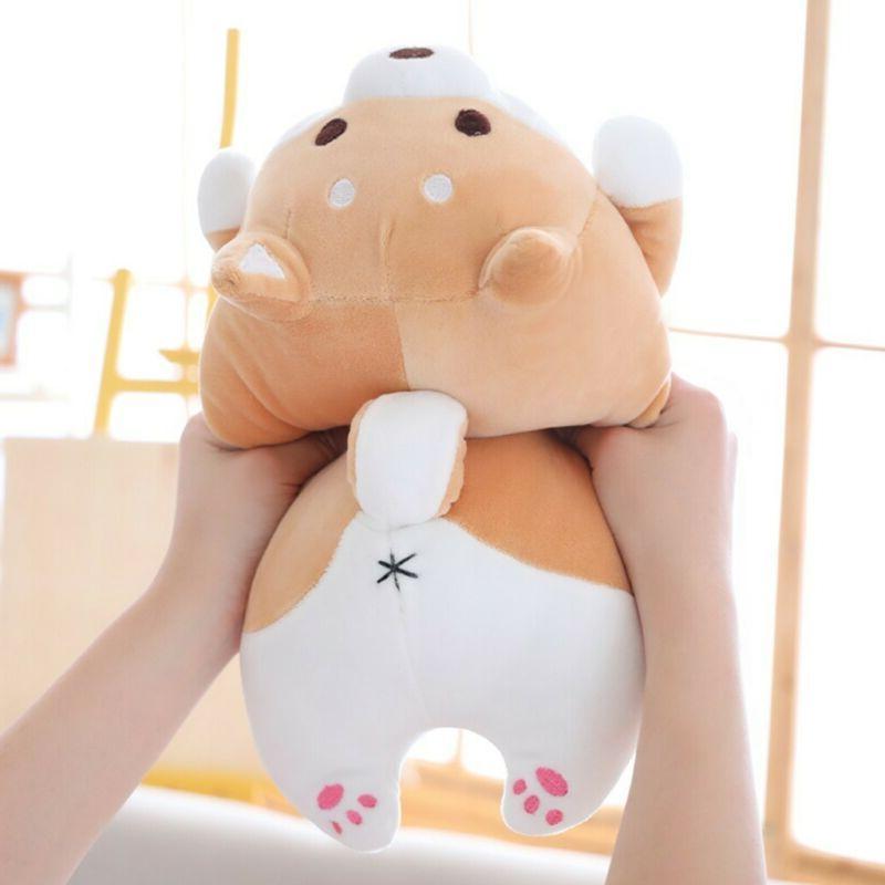 40CM Plush Stuffed Doll Cartoon Doggo Soft
