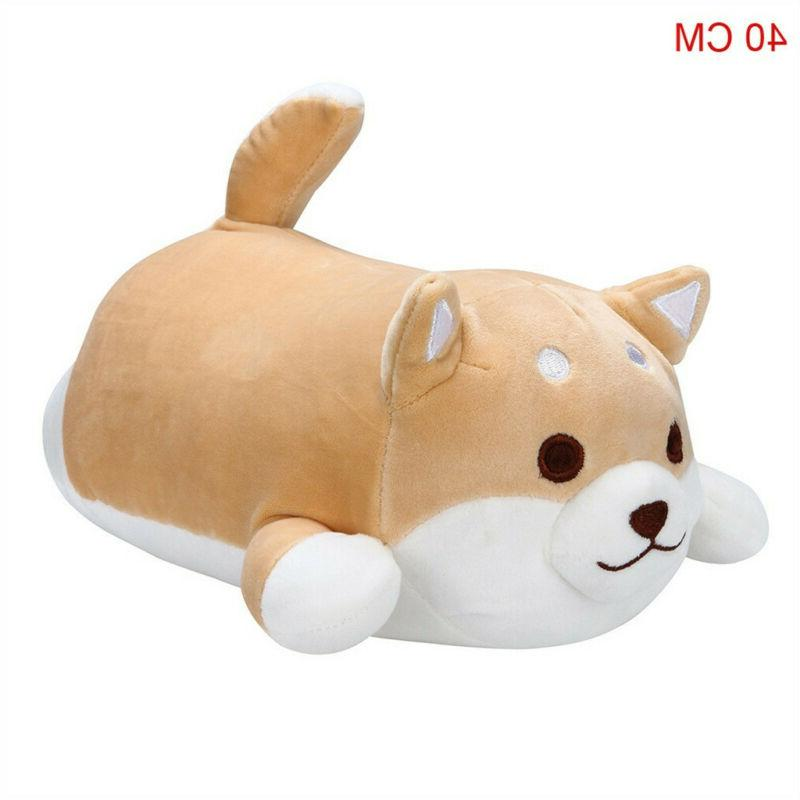 40CM Anime Shiba Inu Plush Stuffed Doll Doggo Soft