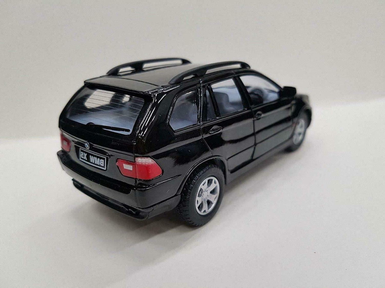 "5"" SUV Car 1:36 Pull Black"