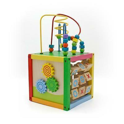 5 Cube Educational Sorter