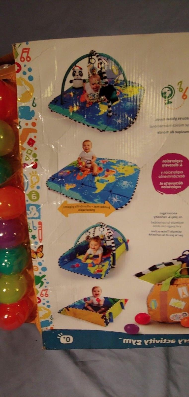 Baby Einstein of Activity Gym