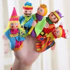 5pcs Cartoon Forest Animal Style Puppets Toys for Kids Xmas