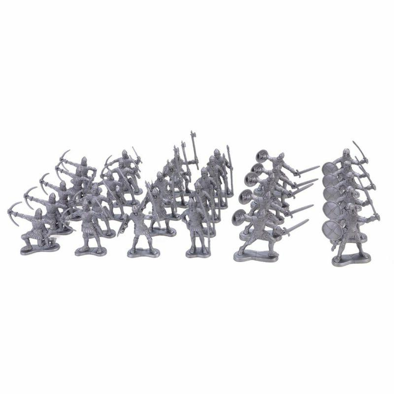 60Pcs Soldiers Playset