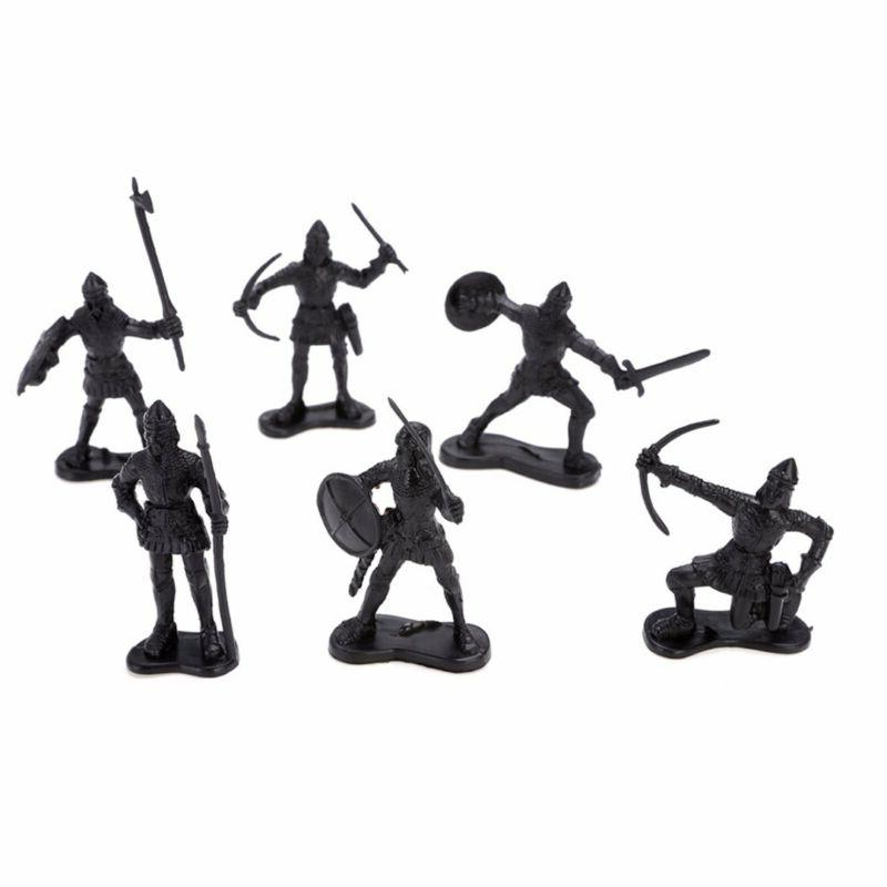 60Pcs Soldiers Figure Model Toy Playset Gifts