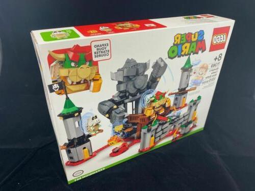 LEGO 71369 Nintendo Super Mario Boss Battle New!