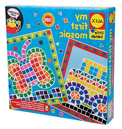 ALEX Toys Little Hands My First Mosaic 1414