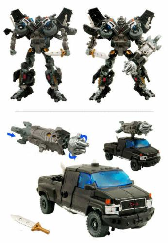 ACTION Movie Voyager 3 of the IRONHIDE Toys