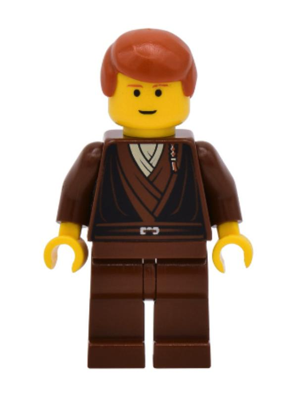 Lego Anakin Skywalker 7133 without Cape Grown Up Star Wars M