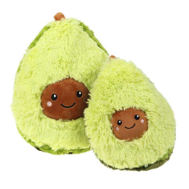 Avocado fruits toys stuffed dolls for kids SL