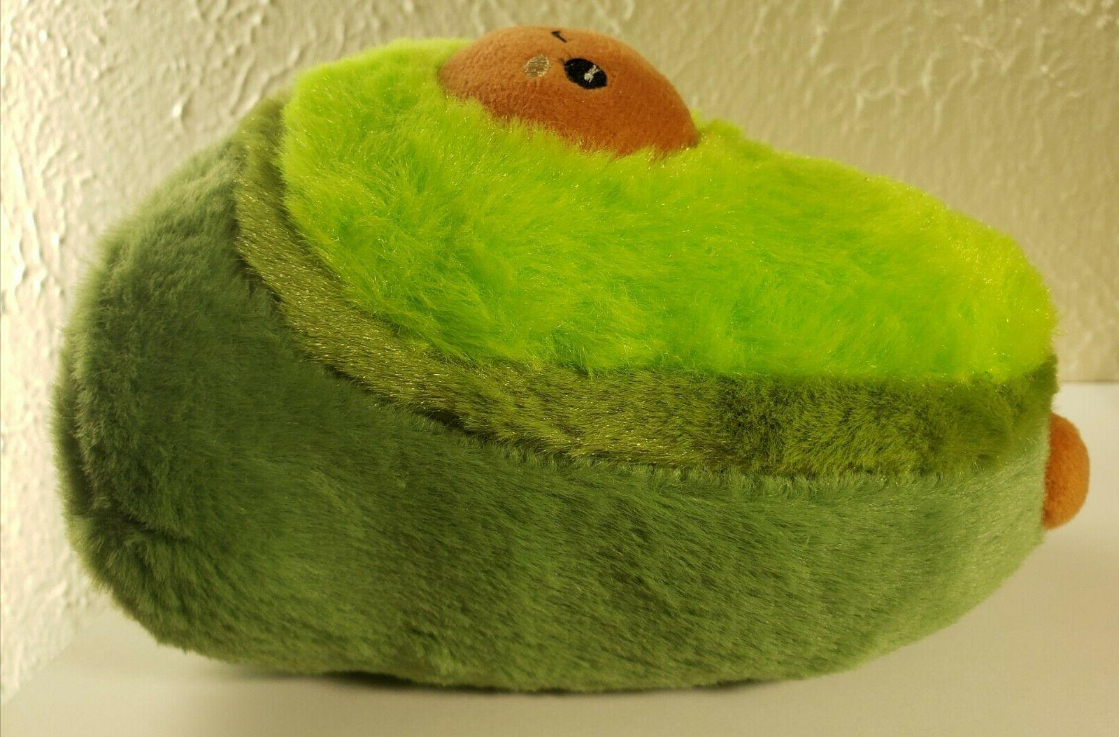Avocado Plush Stuffed Kids Fruits Cushion Gifts