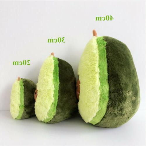 Avocado Fruits Cushion