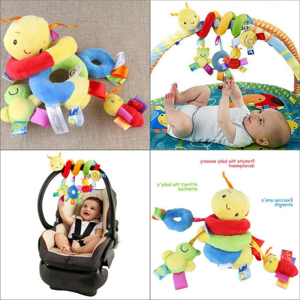 Baby Activity Car Hanging Rattles Hot