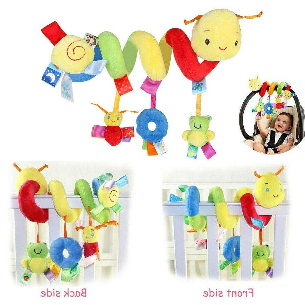 Baby Activity Spiral Car Hanging Hot