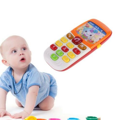 Baby Cartoon Music Toys Electronic Toy Gift for