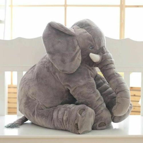 Cute Pillow Soft Plush Doll Baby Kids Nose Cushion Gift