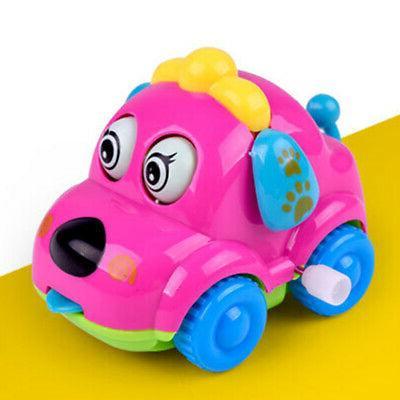 Baby Kids Clockwork Toy Puppy