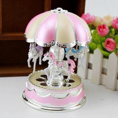 Baby Boy LED Music Box Musical Birthday Xmas