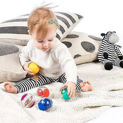 Baby Roller-Pillar Toy 5 Multi-Sensory Set Perfectly Sized