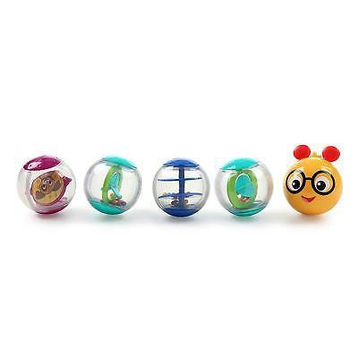 baby roller pillar activity ball toy 5