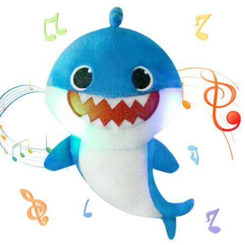 Baby Plush Singing Toys Music Kids Song Stuffed US