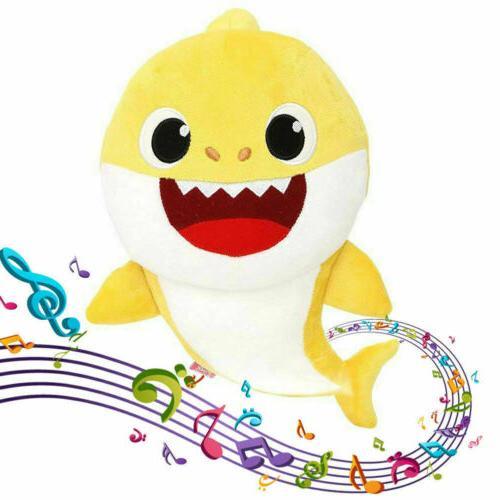Baby Soft Plush Doll Music English Song Cartoon