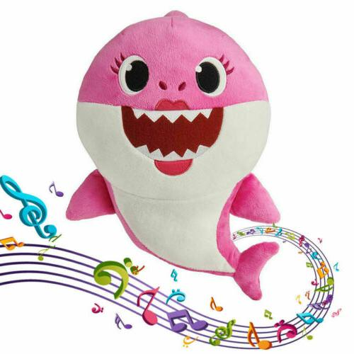 Baby Toys Plush Music English Song Kids Cartoon
